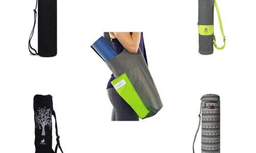 10 Best Yoga Mat Carry Bags Reviews in 2020